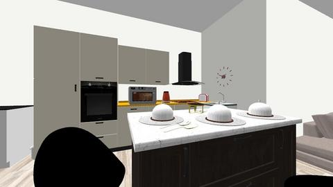 dream room - Modern - Living room - by Nincskedvem
