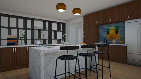mod kitchen - by SofiaL