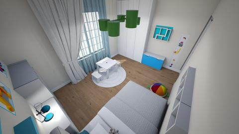 Gratiele Gc kids room - Kids room - by Flori Santa