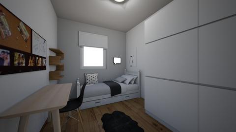 Or Erlich 3 - Kids room - by erlichroni