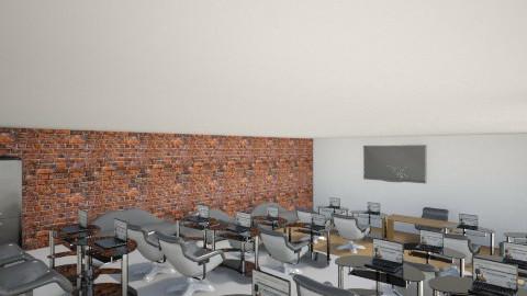 classroom - by rebecca812