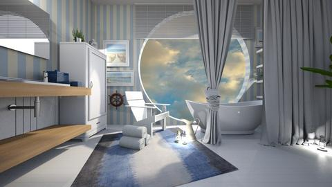 nautic - Bathroom - by ana111