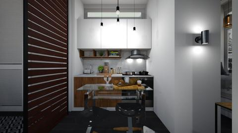 Casa390Kitchen - Modern - Kitchen - by nickynunes