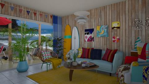 Surf Living - Living room - by JM Krab