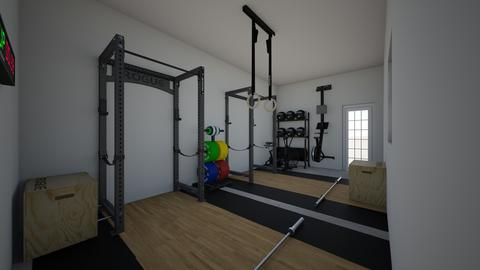 40 Inglewood Basement Gym v2 - by rogue_4e4e6838139524d258429a6479fea