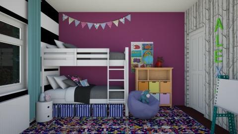 4241 Kids Room - Kids room - by rescueme