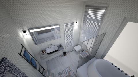 SUITE 122 BATH - Bathroom - by Veronica Pagliaro_619