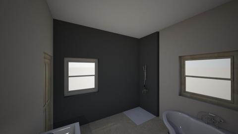 Badkamer - Country - Bathroom - by BLahaye