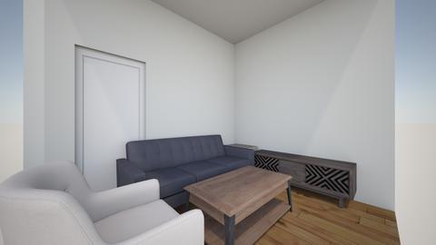 ElliSmallSpace - Living room - by ElliJ13