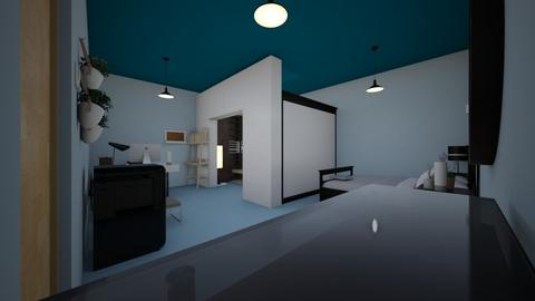 nisarat - Bedroom - by n n nan