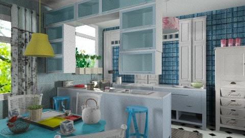 Sofie - Kitchen - by sasalex88
