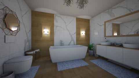 IH Elegant chick bath 2p - Bathroom - by aleksandra8