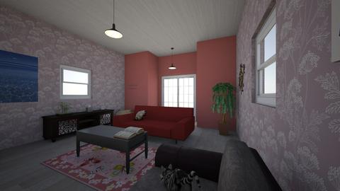 1ALexieRisinger - Living room - by shayden