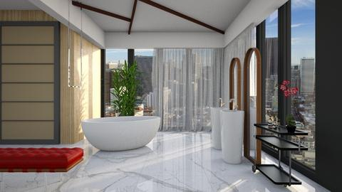 Stoneview Bathroom - Modern - Bathroom - by 3rdfloor