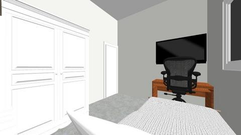 myRoomNew1 - Bedroom - by Ori1998