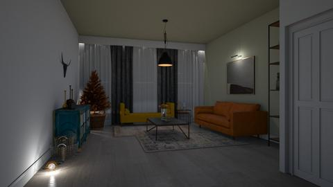 Template room - Eclectic - Living room - by Annathea