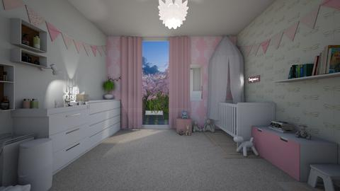 Kids Room  - by Gre_Taa