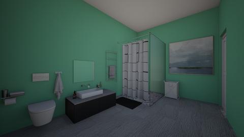 Bathroom 1 - Bathroom - by epsepeterson06