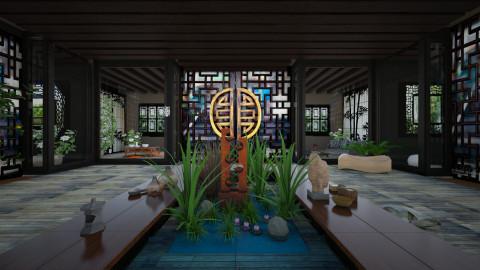 garden - by deborah0101