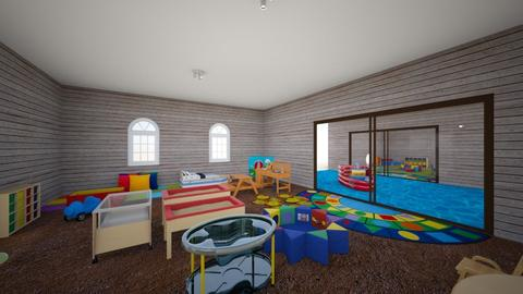 baby - Kids room - by loadonroad