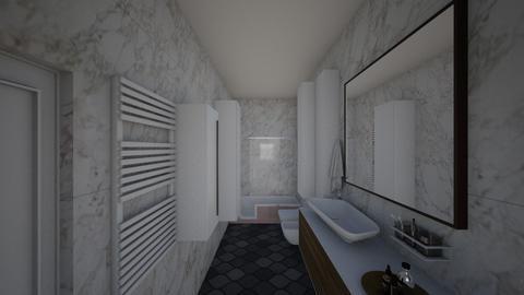 efsdfsd - Bathroom - by lupuuandreea
