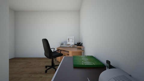 office - Modern - Office - by Alan Tavira