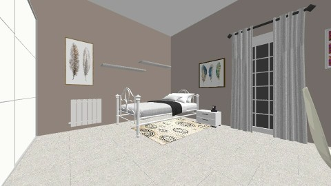 uncompleted - Bedroom - by Bonts