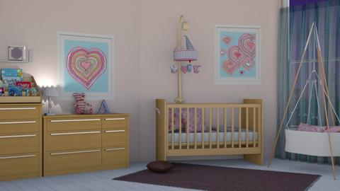 baby room - by Joanne Galle_680