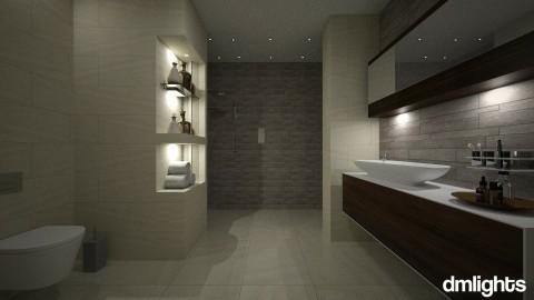 marina residence - Bathroom - by DMLights-user-1133665