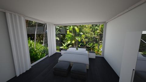 modern Bedroom - Modern - Bedroom - by alejavsantos