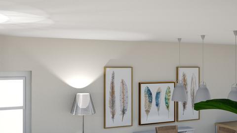 projekt 5_ - Living room - by rafaliskorm