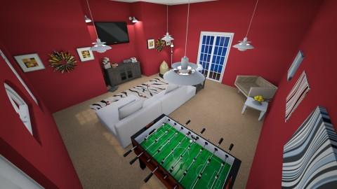 Media Room - by shelby_rinaldo_