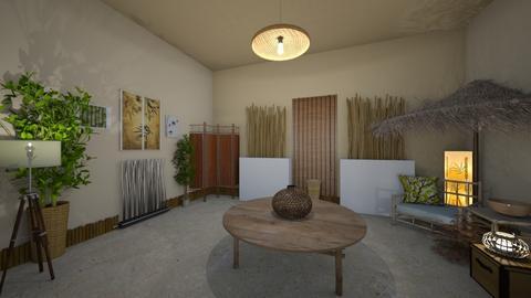 Bamboo - by Anna Neeb