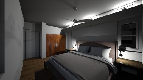MasterBedroomv3 - Bedroom - by zxandanna