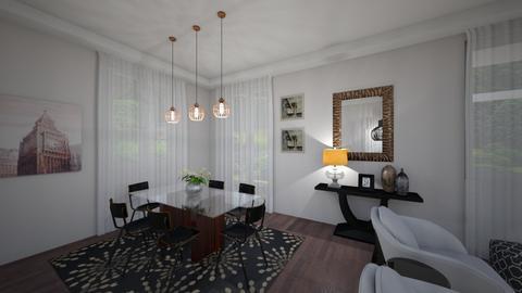 silvia - Eclectic - Living room - by gloria marietti