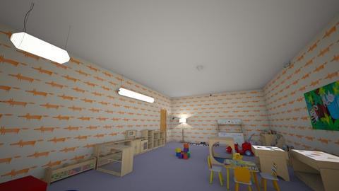 kids room - Kids room - by kelci09