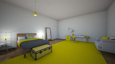 Open plan - Living room - by EllaRyd