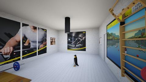 podval44445588899 - Modern - Office - by ulyan