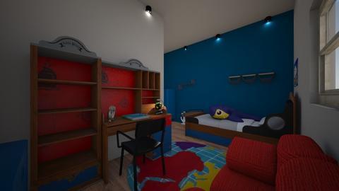 Cyprian - Kids room - by DERRYS