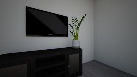 my living room - by Halierose72