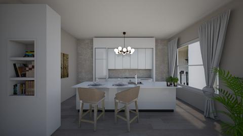 Kitchen in Kensigton  - Kitchen - by Federica_G1993