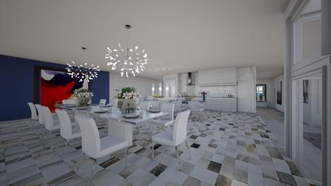 Great views - Dining room - by flacazarataca_1