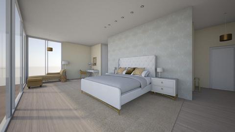 hotel room - by LauraYasmina