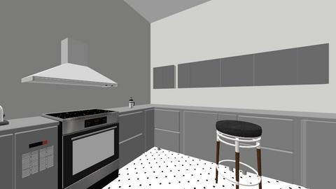 Brak - Modern - Kitchen - by ADanTair