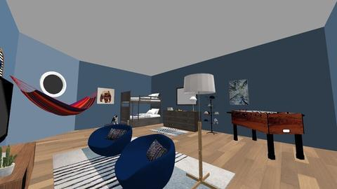 Colbys Ultimate Bedroom - Bedroom - by mbowcutt
