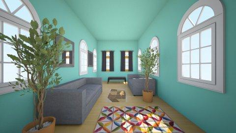 hallway - by lilbug