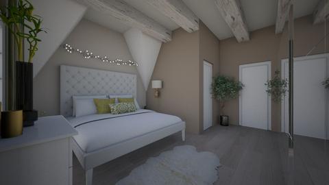 MI_FH R01 - Classic - Bedroom - by i l o n a