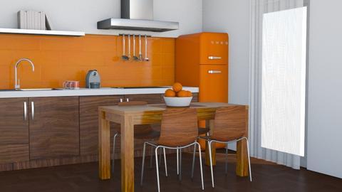 cozina - Kitchen - by Cartell