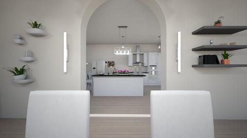 house d4 - Dining room - by nikolinajadanic