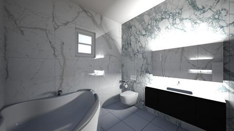 Kupatilce - Bathroom - by savoprestige